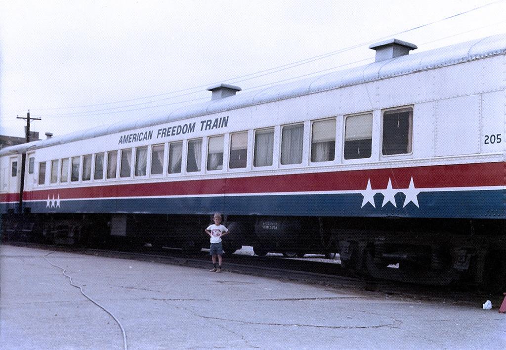 american freedom train 1976 - photo #11