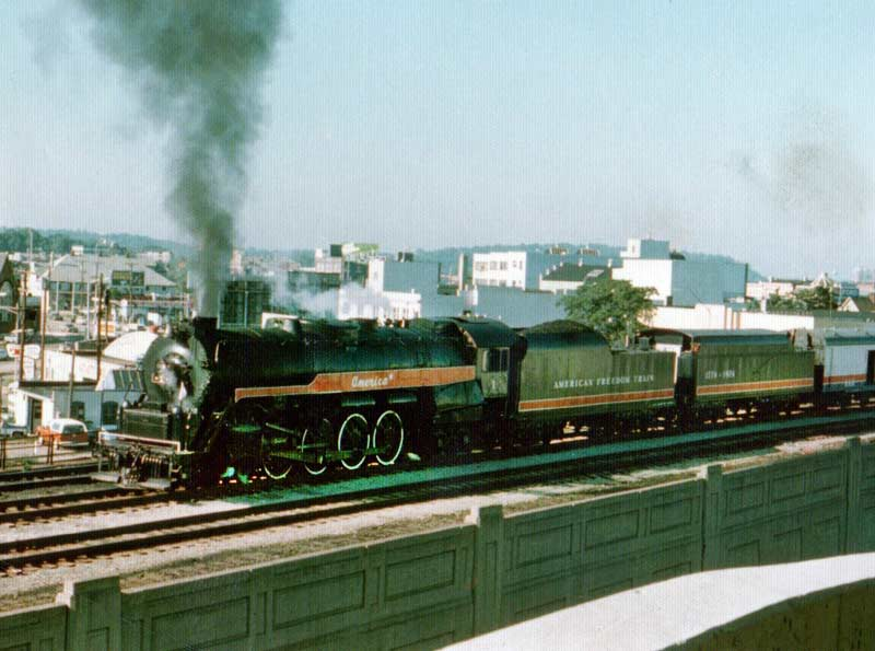 american freedom train 1976 - photo #8