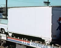 American Freedom Train Ramp Wagon