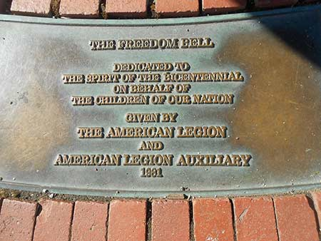 American Freedom Train Children's Bell