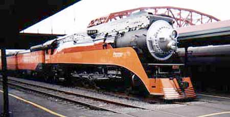 Southern Pacific Daylight 4449