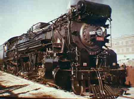 Texas & Pacific 610 2-10-4