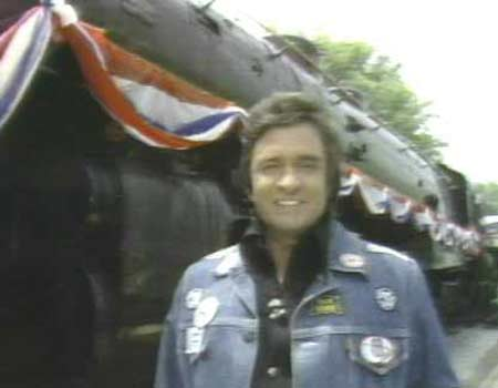American Freedom Train Chevy Blazer Johnny Cash