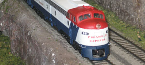 1974 Preamble Express HO Model