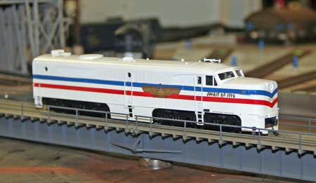 N Scale Freedom Train