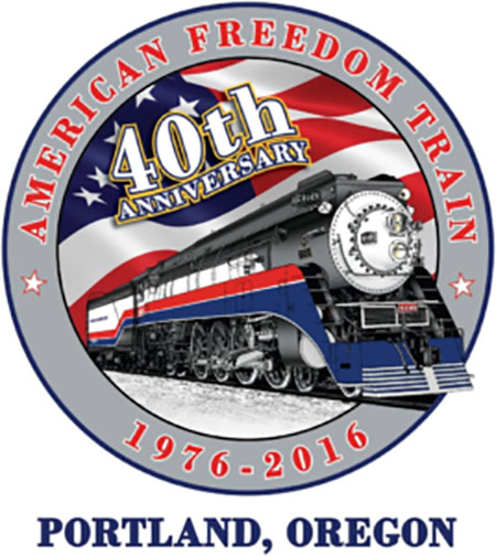 American Freedom Train 40th Anniversary Reunion 2016