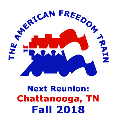 American Freedom Train 40th Anniversary Reunion 2018