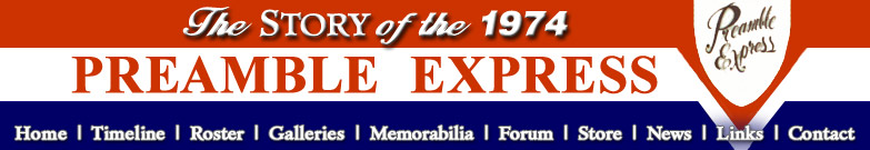 The 1974 Preamble Express