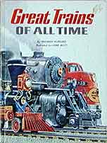 Great Trains of All Time Children's Book