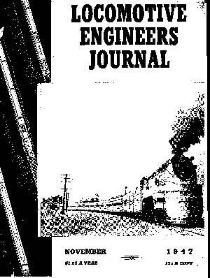 Freedom Train in Locotive Engineers Journal